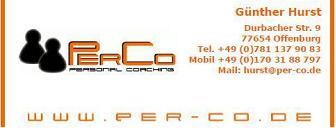 Personal & Unternehmen Coaching